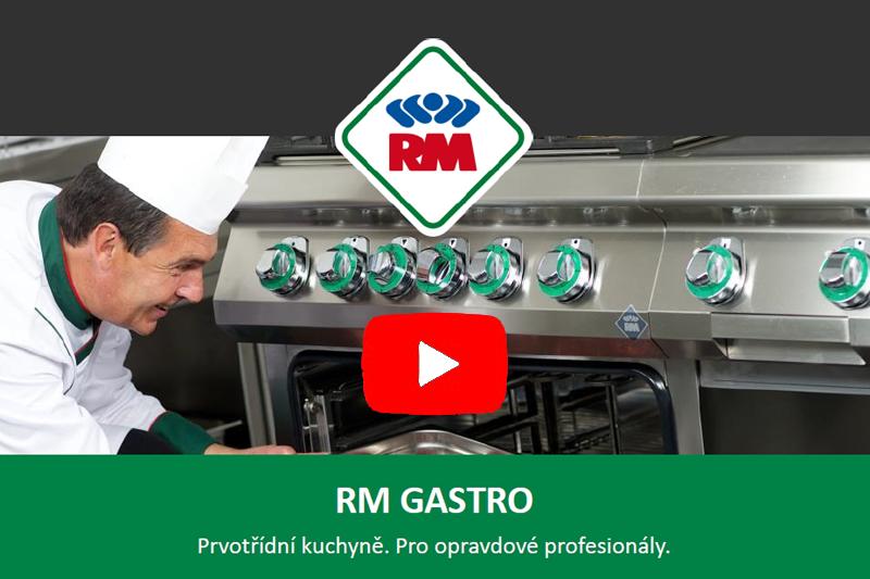 RM Gastro videá