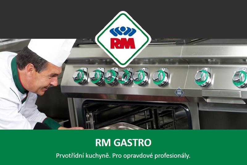 RM Gastro prezentácia