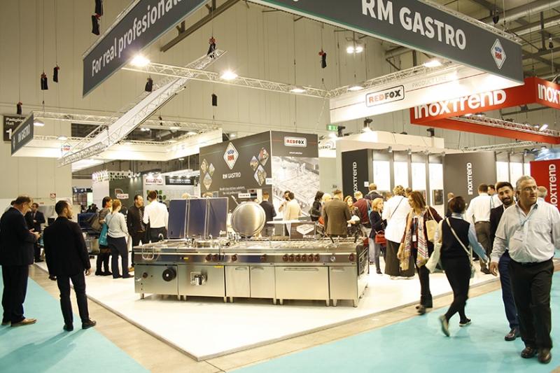RM Gastro 8-krát na HOSTu