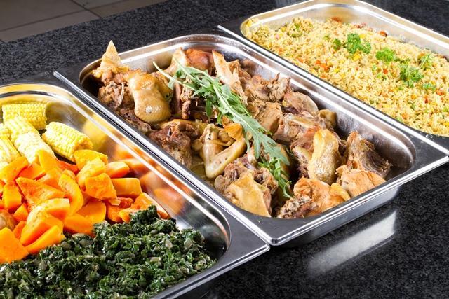 Distribúcia jedál / Gastronádoby