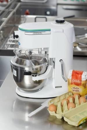 Roboty / Příprava masa a zeleniny